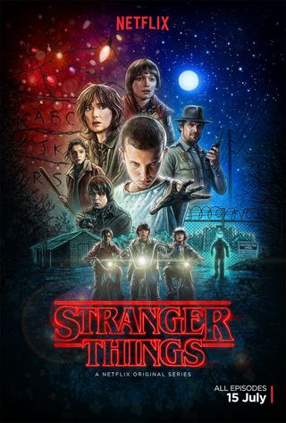Who Is the American in the Stranger Things Season 3 Post