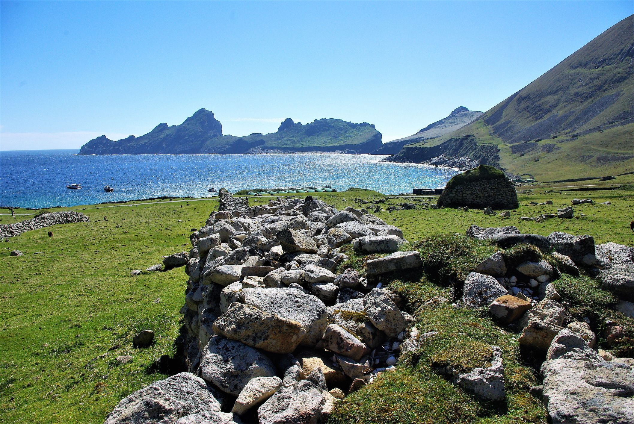 "Remote Scottish island of St Kilda is recruiting two people for ""job of a lifetime"""