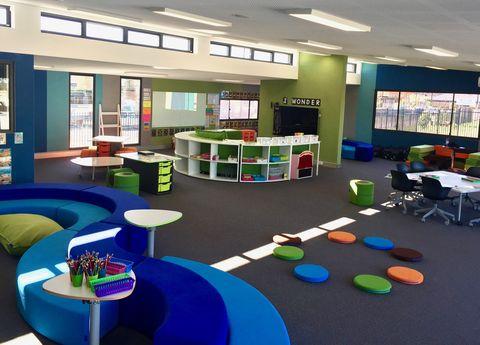 Universal Design in Learning Classroom Elle Decor 2