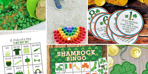 St. Patrick's Day Games