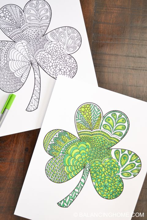 30 Easy St Patrick S Day Crafts For Adults And Kids