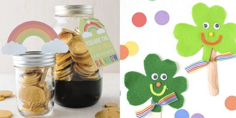 a2a037848 24 Easy St. Patrick's Day Crafts - Best DIY Ideas for St. Patrick's Day