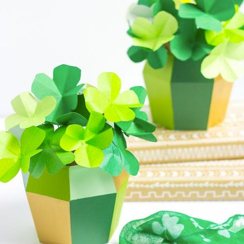 30 Easy St Patrick S Day Crafts Best Diy Ideas For St Patrick S Day