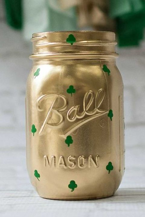 st-patricks-day-crafts-mason-jar