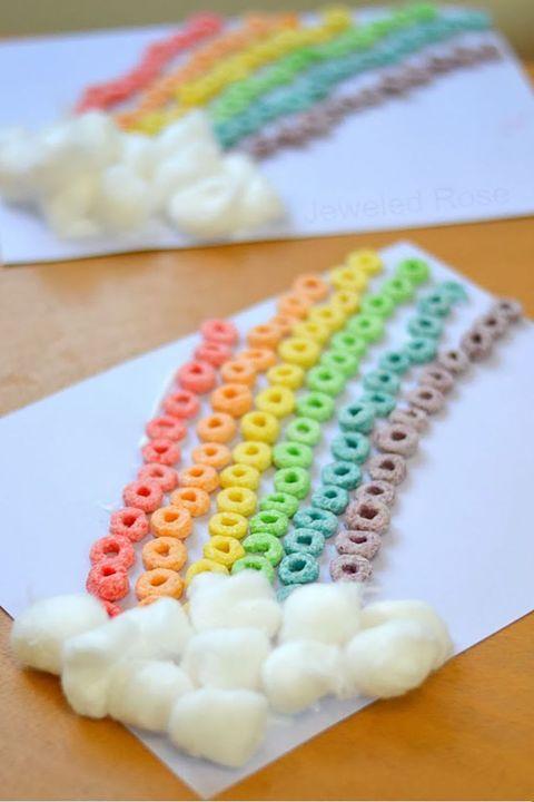 st-patricks-day-crafts-rainbow-cereal