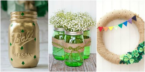 15 DIY St. Patrick\'s Day Decorations - Easy Party Decorating Ideas ...