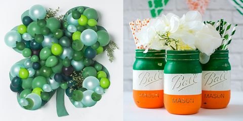 20 Easy DIY St. Patrick\'s Day Decorations - Best Decorating ...