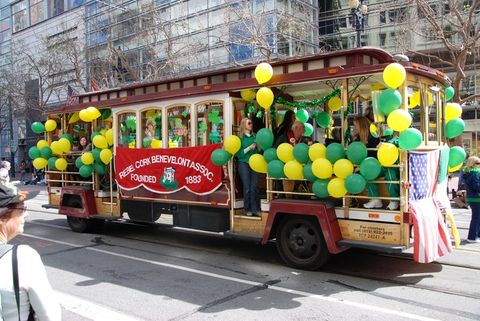 st-patricks day events near me san francisco