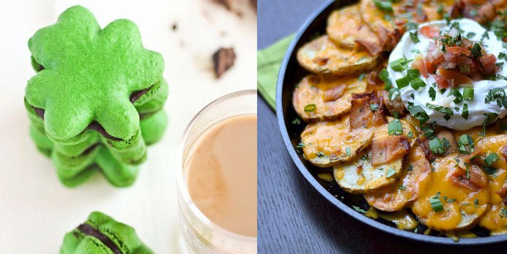 St Patrick's Day Food