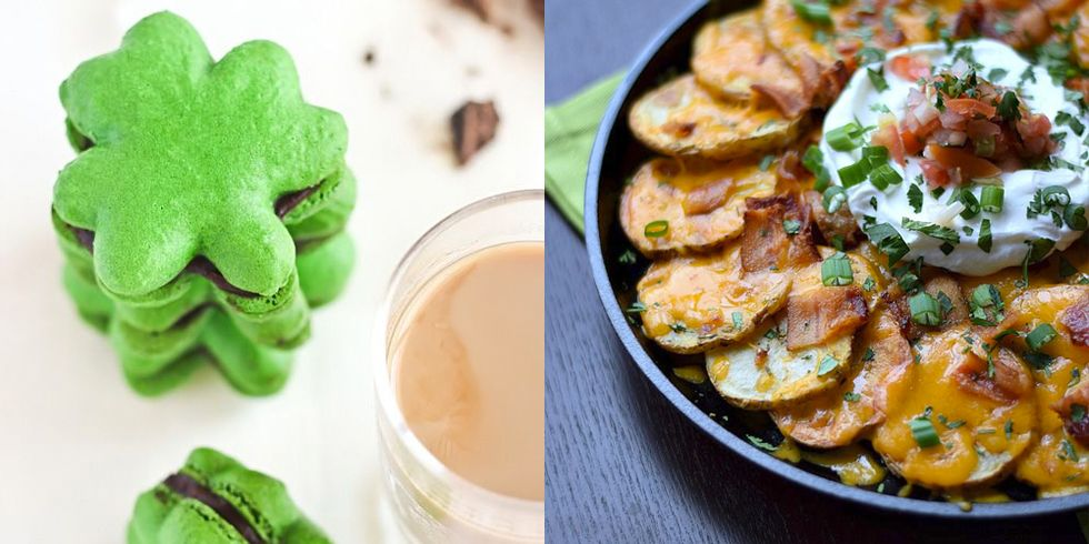 60 Lucky St. Patrick's Day Food and Recipe Ideas for the Ultimate Irish Feast