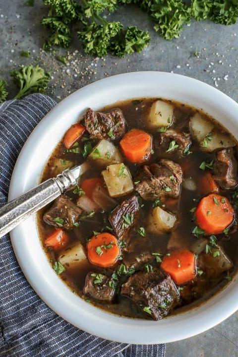 st patricks day food ideas beef stew