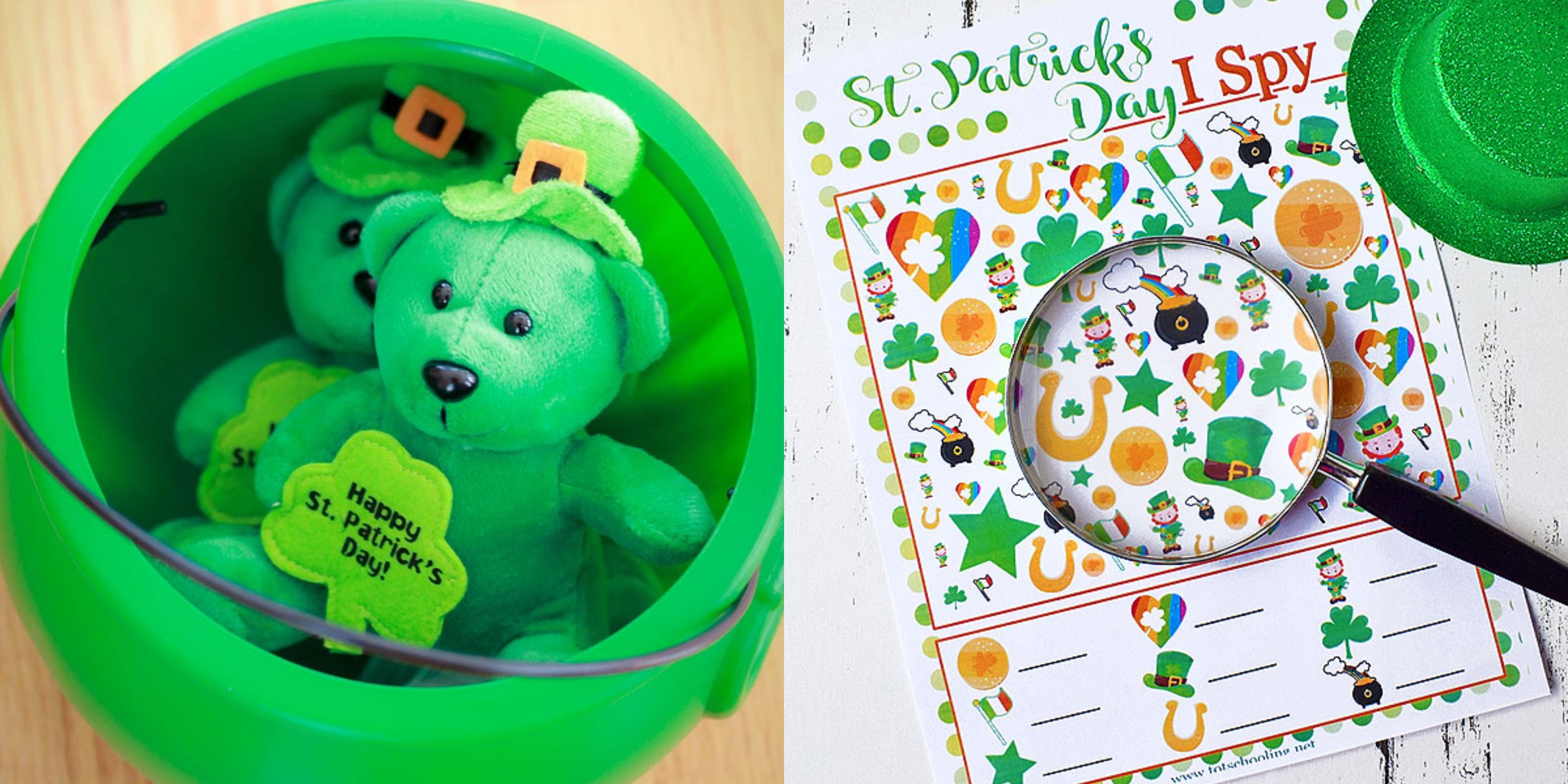 Try Your Luck With These St. Patrick's Day Games