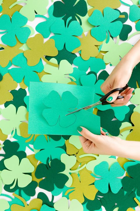 st patricks day traditions crafts