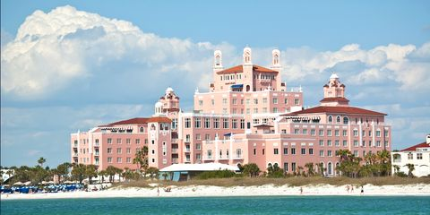 Don Cesar Hotel, St. Petersburg — Florida