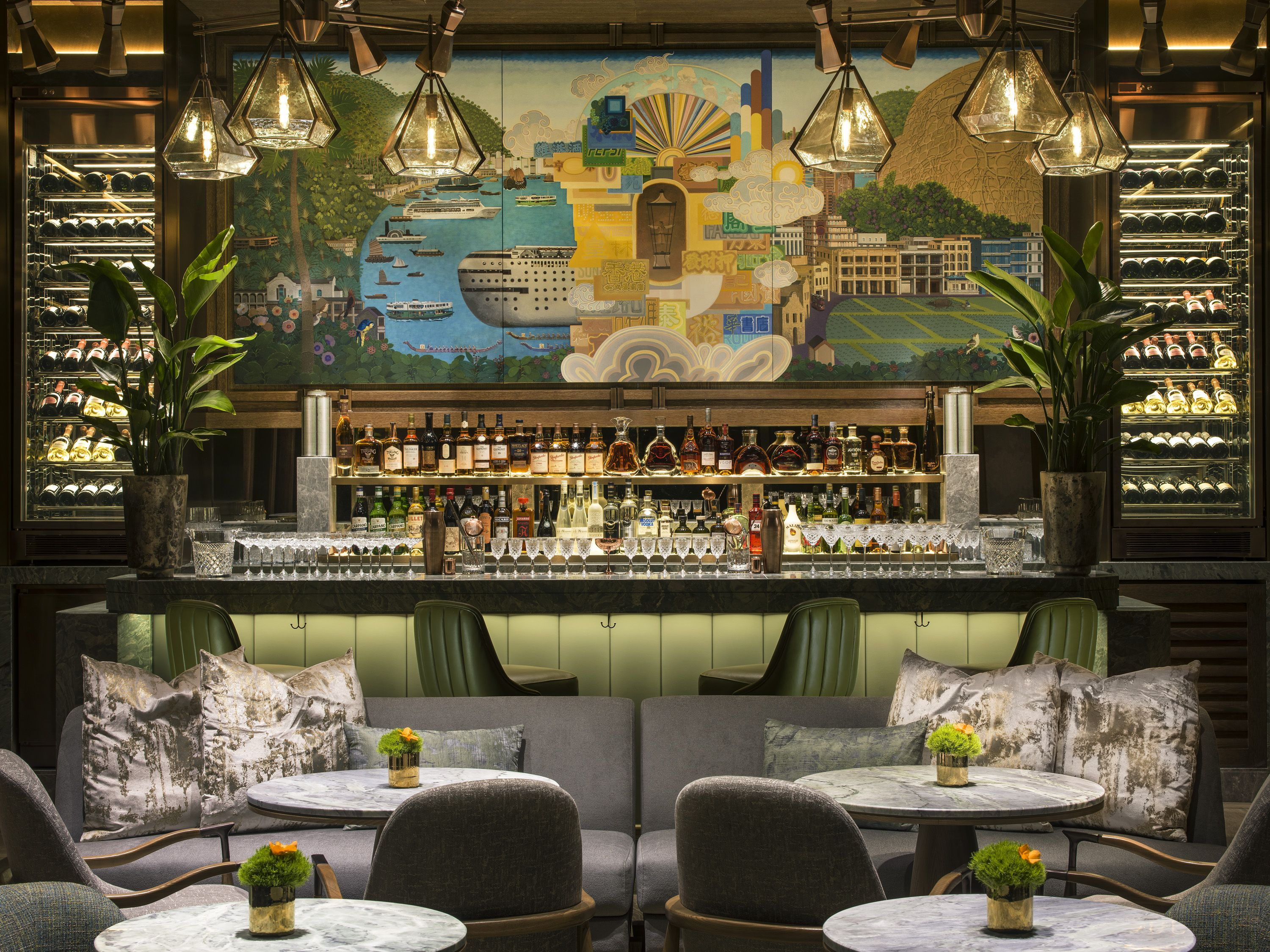 Is This New St. Regis in New York or Hong Kong?