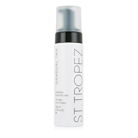 St Tropez Gradual Tan Everyday Body Mousse