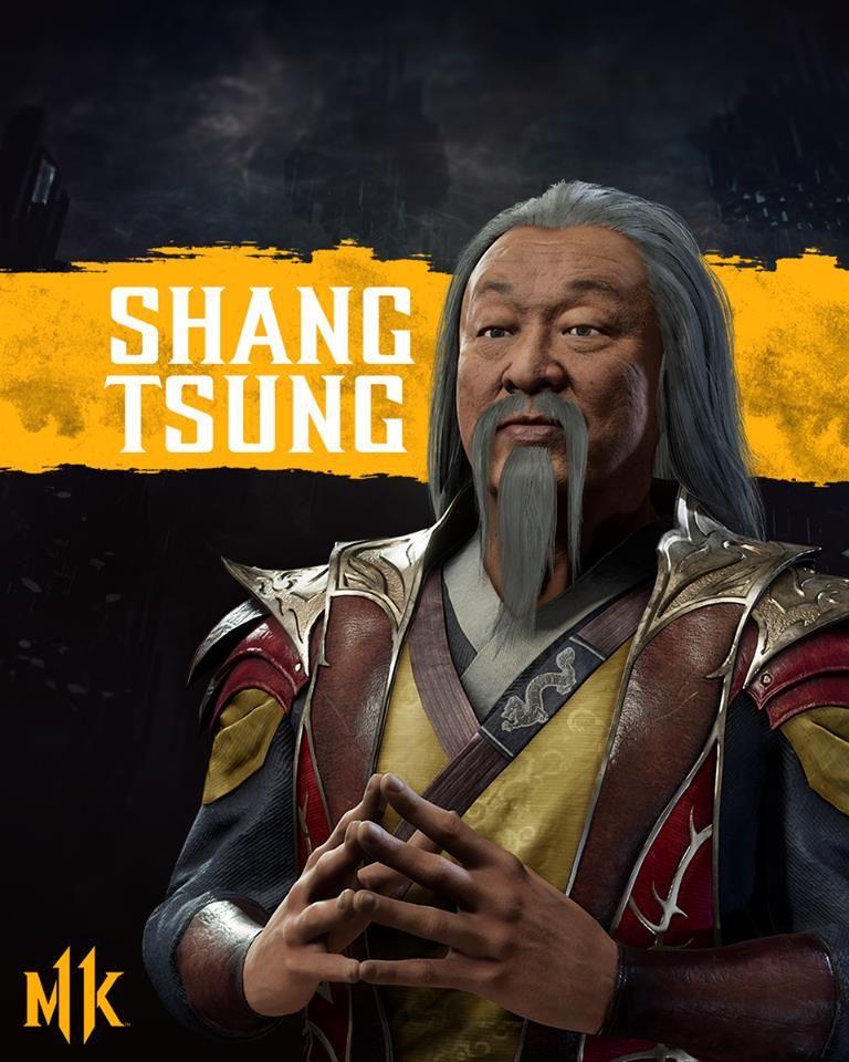 Shang Tsung Is First Mortal Kombat 11 Dlc Character Confirmed