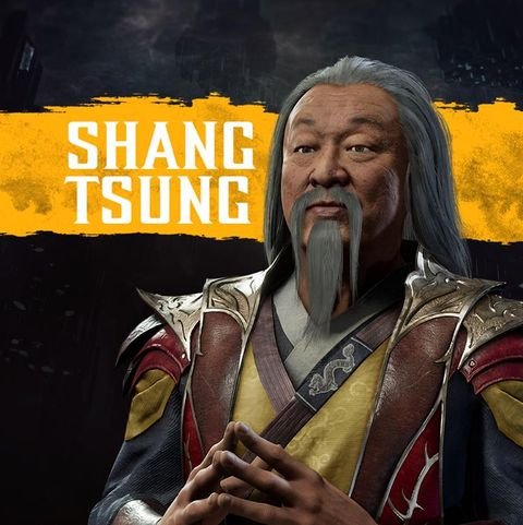 Shang Tsung Is First Mortal Kombat 11 Dlc Character Confirmed