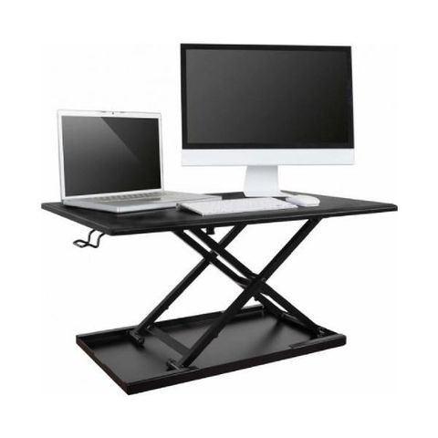 sta bureau, zit sta bureau, thuiswerken, staan