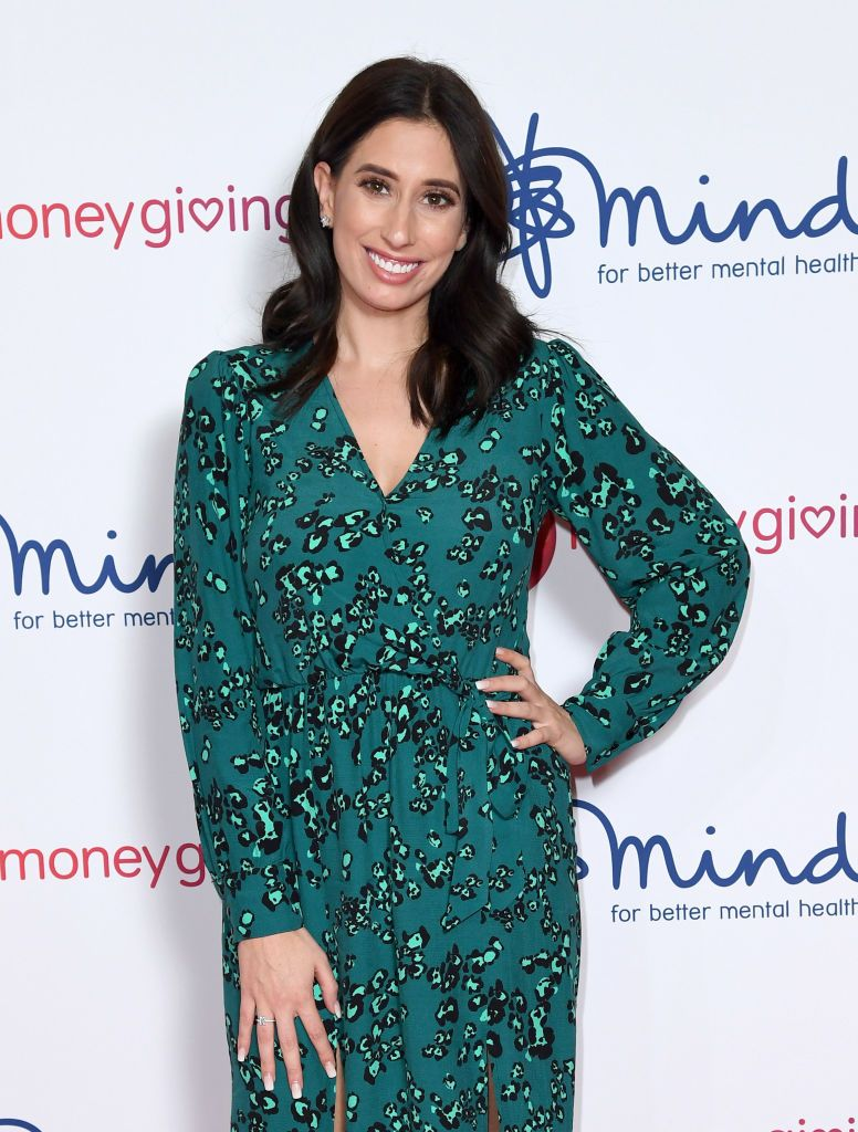 Stacey Solomon returns to work and shares emotional post