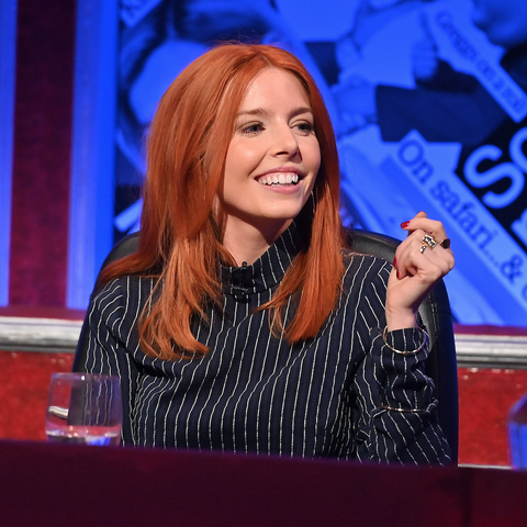 Strictly's Stacey Dooley shows off incredible hair look