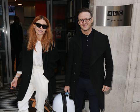 London Celebrity Sightings -  December 13, 2018