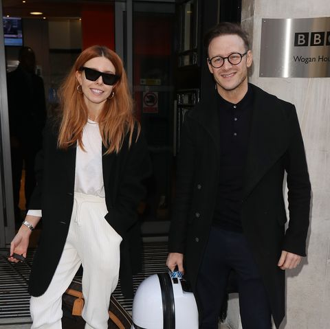 Kevin Clifton makes cheeky remark on Stacey Dooley's latest post