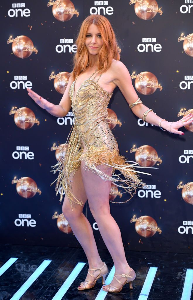 Stacey Dooley praises Strictly's Kevin Clifton's 'persistence and hard work' on Instagram
