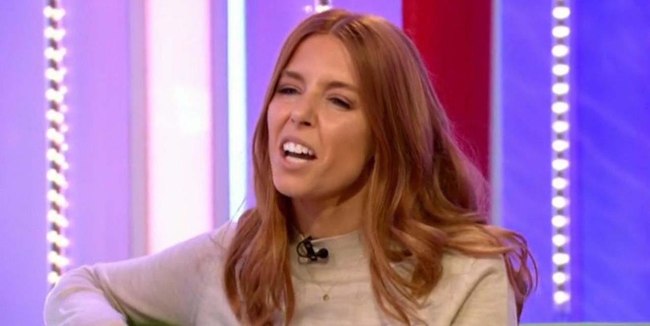 Stacey Dooley: Strictly Come Dancing's Stacey Dooley Addresses Losing