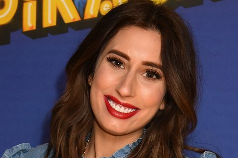 "Stacey Solomon says she's ""not bothered"" about marrying Joe Swash"