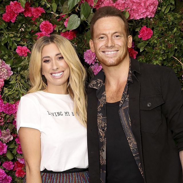 london, england   october 10  joe swash attends the vip party with stacey solomon as she celebrates the launch of her new collection with primark on october 10, 2018 in london, england the collection launches on thursday 11th october  photo by david m benettdave benettgetty images for primark