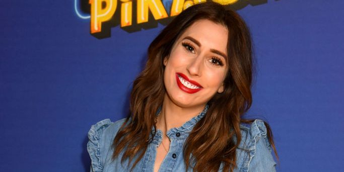 Stacey Solomon pregnant