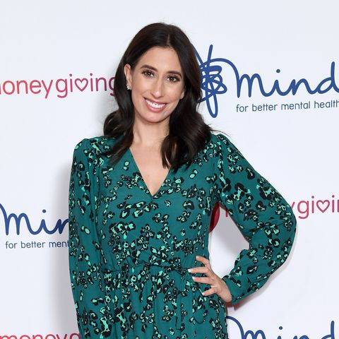 Stacey Solomon baby book release
