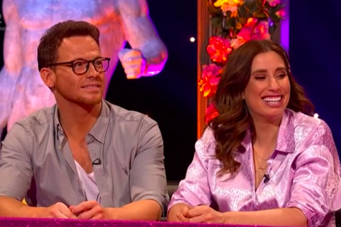 """Loose Women's Stacey Solomon shares """"perfect"""" photos of her newborn son"""