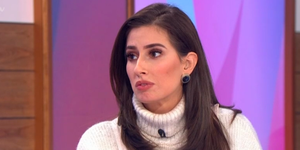 Pregnant Stacey Solomon celebrates stretch marks and jokes about 'too big boobs' in bikini post