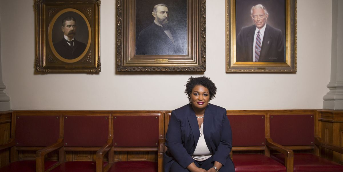 Stacey Abrams Could Be The First Female African-American Governor - Georgia Governors -4018