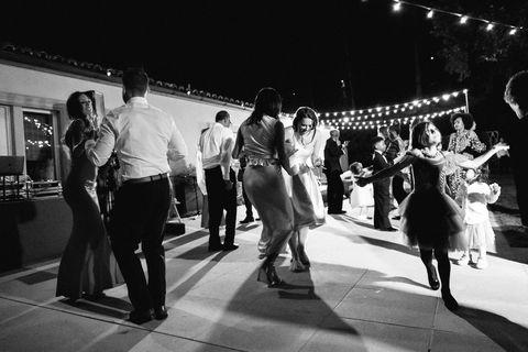 la piste de danse