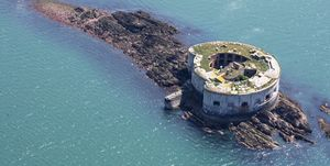 Stack Rock Fort - Milford Haven - Wales - Purplebricks