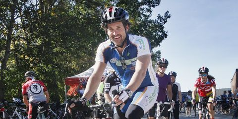Patrick Dempsey to serve as honorary captain for U.S. Olympic cycling team
