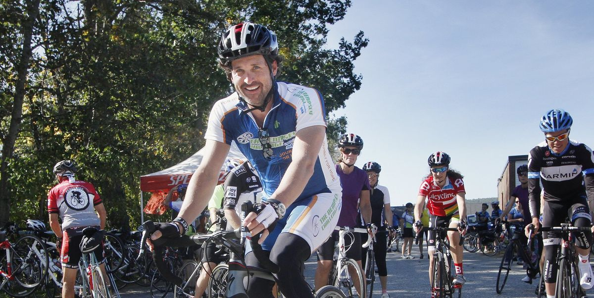 Patrick Dempsey Named an Honorary Captain of the U.S. Olympic Cycling Team