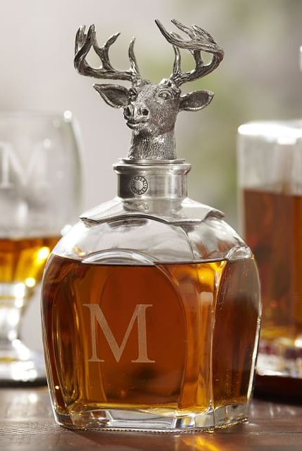 stag decanter