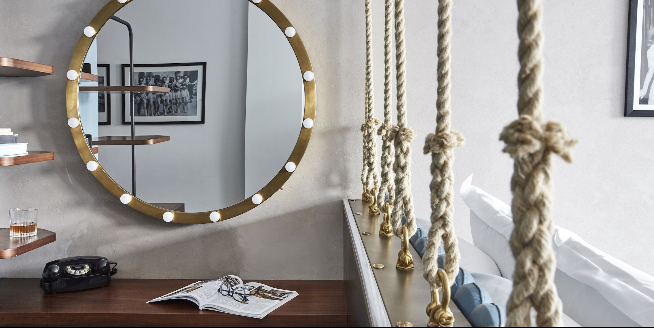 Hotel Indigo London at 1 Leicester Square, IHG hotel - theatre and cinematic themed boutique hotel