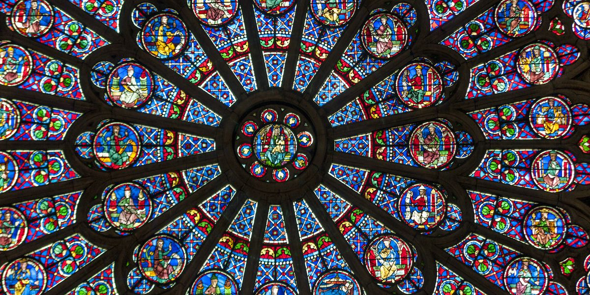 15 Best Stained Glass Windows