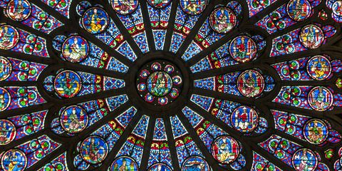 Image Getty Images Wrought With History And Tradition Stained Gl Windows
