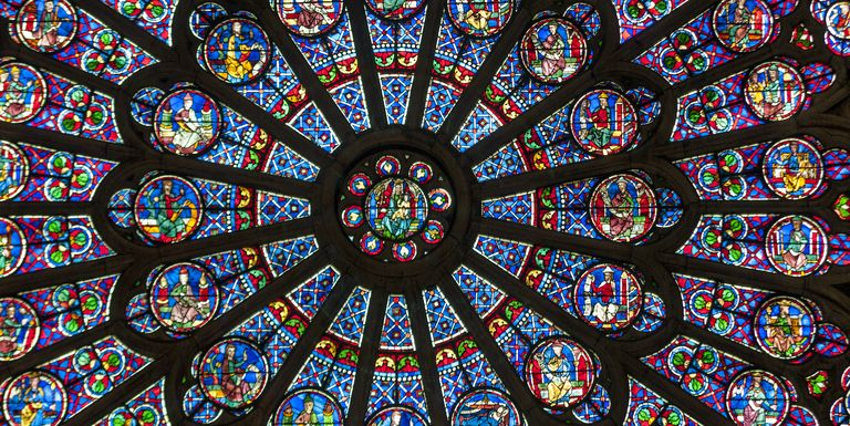 Wrought With History And Tradition Stained Glass Windows Are Typically Associated Houses Of Worship However Designs Have Been