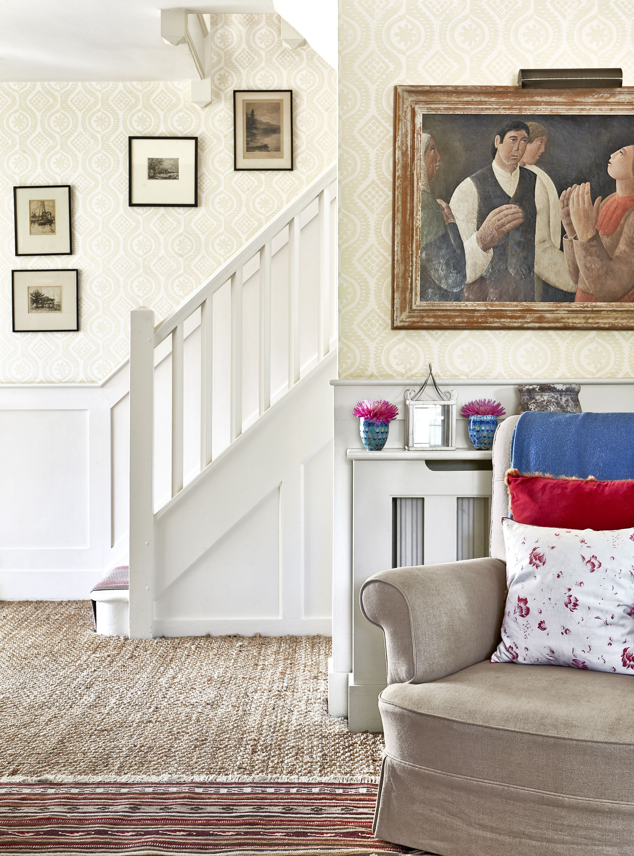 50 Staircase Design Ideas - Beautiful Ways to Decorate a Stairway
