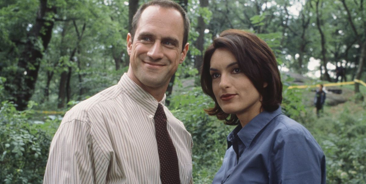 Mariska Hargitay Just Welcomed Chris Meloni Back to the 'SVU' Universe