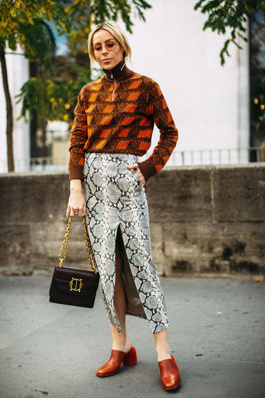 2019Come Pitone La Tendenze Stampa Indossare Moda fby76gY