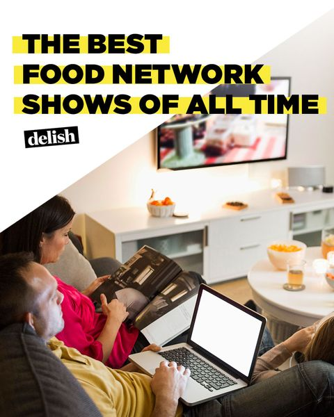 The 25 Best Food Network Shows Of All Time Delish