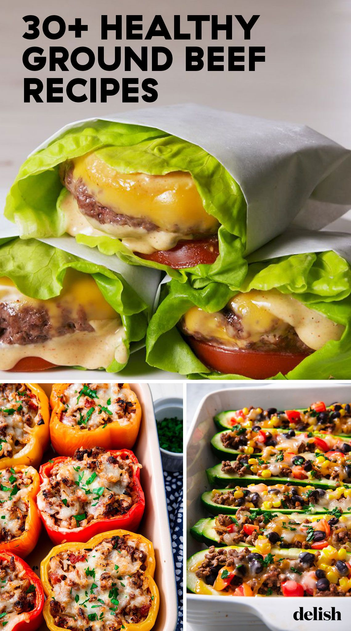30 Healthy Ground Beef Recipes Easy Beef Healthy Ideas You Ll Love